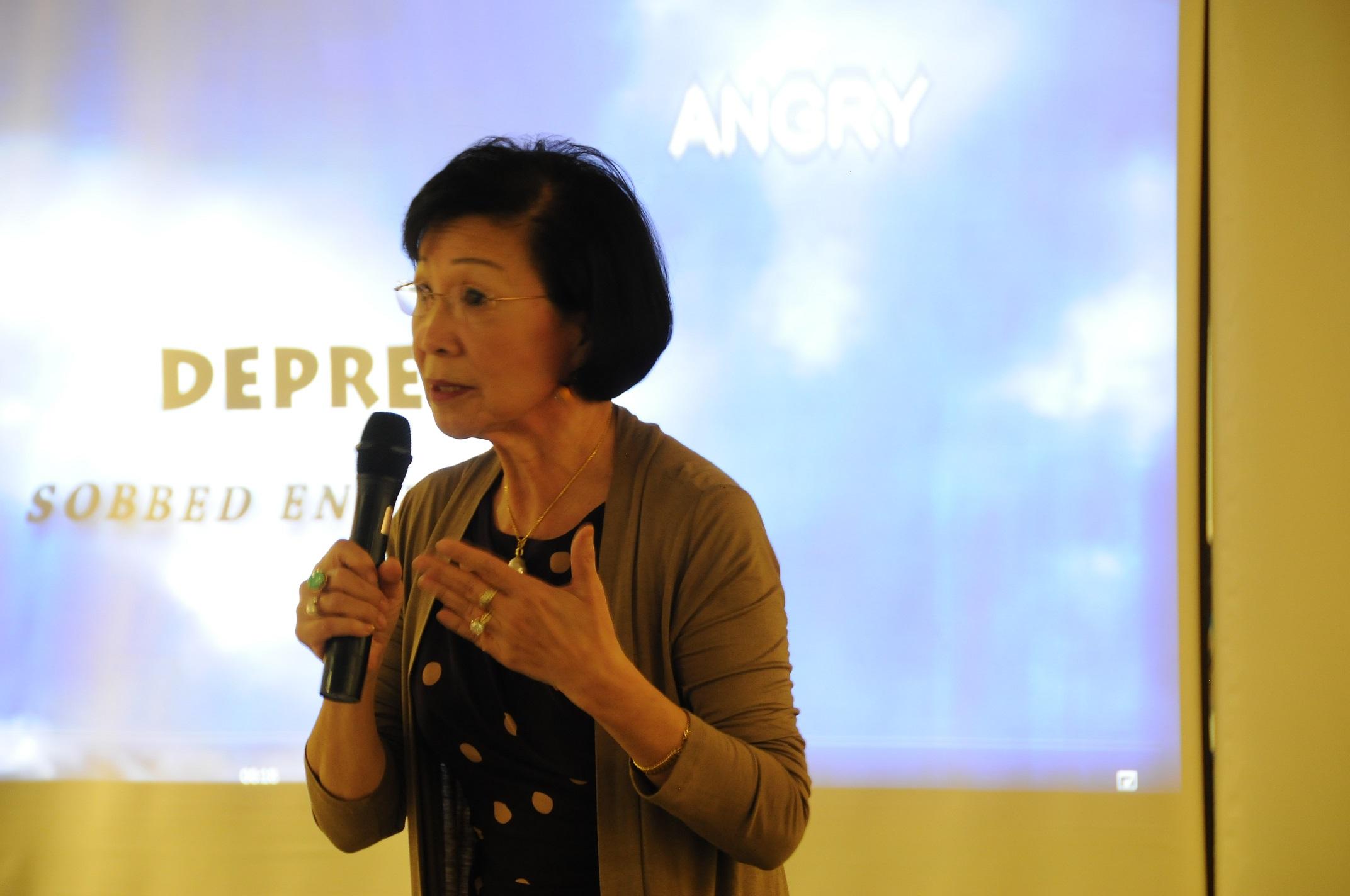 APAPA TVC Youth seminar – 精神健康諮詢師解析高中生心理