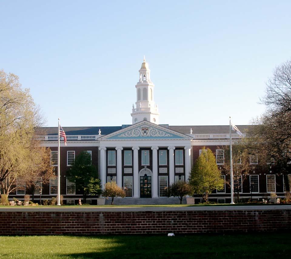 关于Harvard入学标准的理性讨论