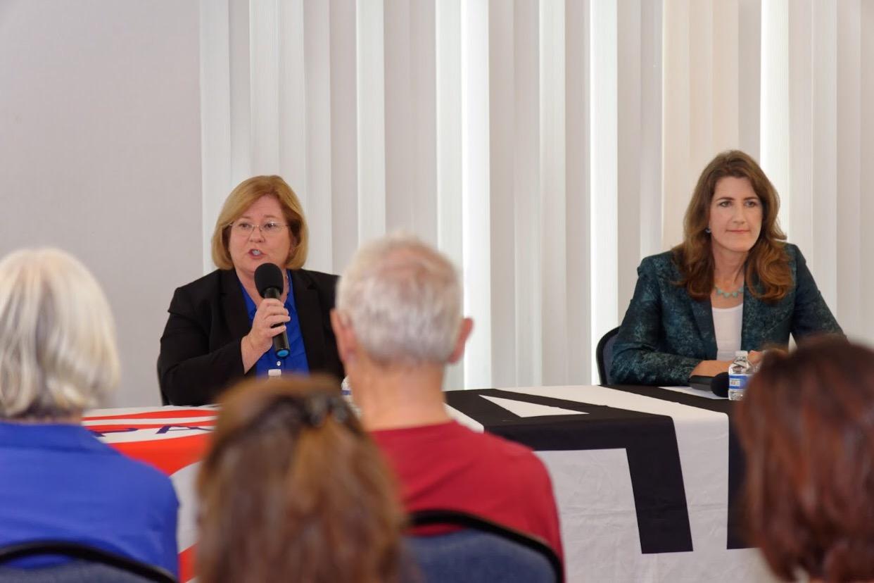 APAPA Tri-Valley Chapter 加州16区众议员候选人辩论会