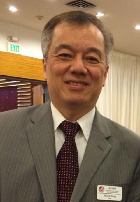 Albert Wang谈论华人参政