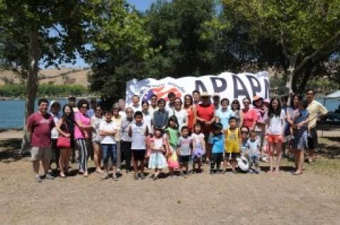 亚太公共事务联盟三谷分会(APAPA Tri-Valley Chapter)BBQ盛会