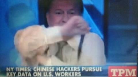 FOX News主持人Bob Beckel发表针对华人的种族歧视和诬蔑言论