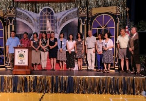 APAPA Tri-Valley Chapter 8月8日正式成立