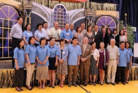 APAPA 三谷分会成立, 亚太公共事务联盟继续壮大