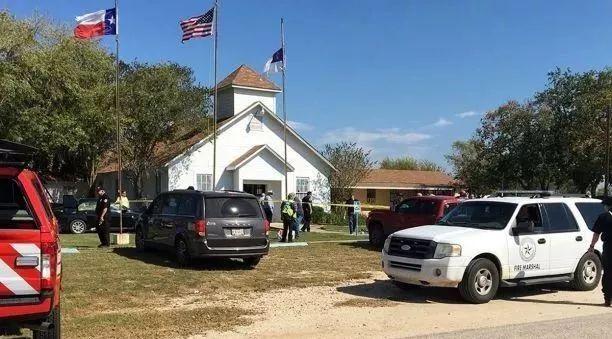 图姐 | 至少20人死亡,德州一教堂又爆大规模枪杀案