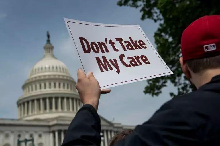 图姐 | 共和党医改再度触礁,川普称要让奥巴马医保垮掉