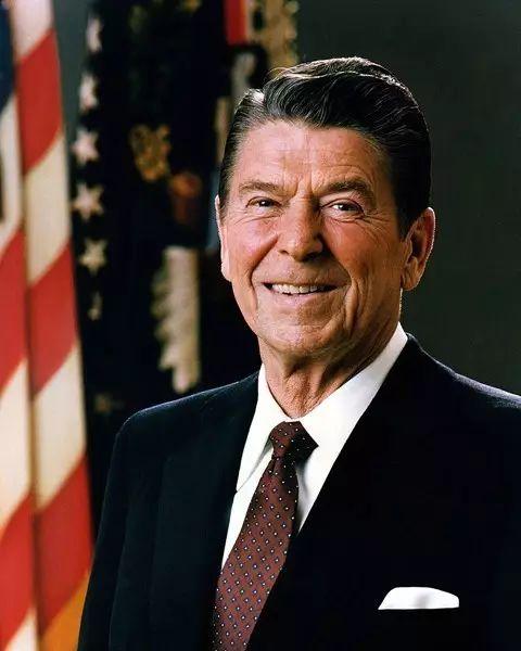 美国前总统里根