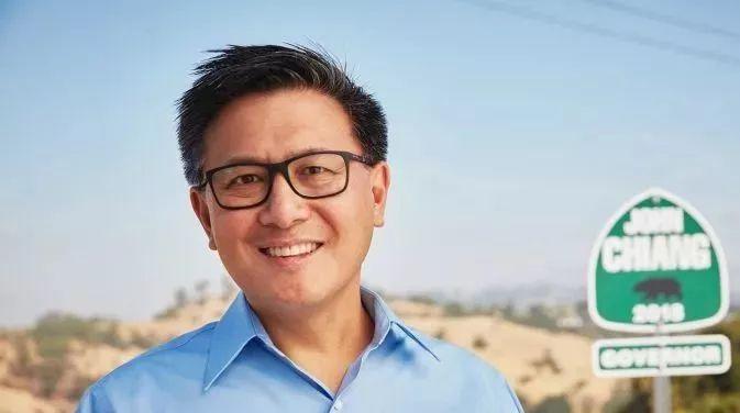 支持江俊辉当州长,为了加州和华人的双赢