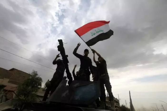 ISIS败走摩苏尔城,伊拉克庆祝反ISIS重大胜利