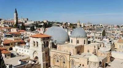 """耶路撒冷——""""圣城"""",还是""""装满蝎子的金碗""""?"""
