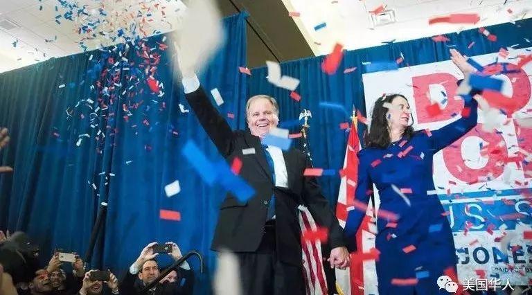 琼斯获胜!阿拉巴马再次成为见证美国命运转折之地