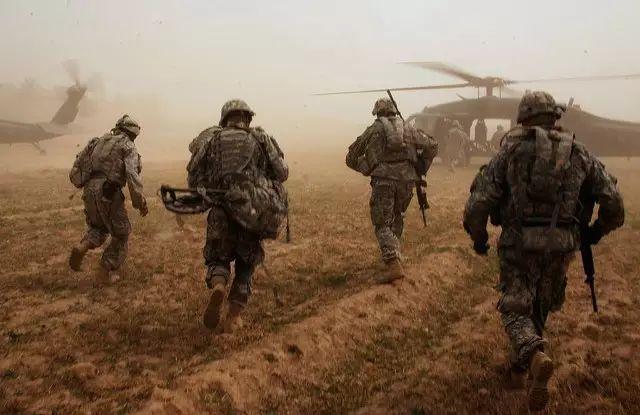 谈谈美国的兵役制及其后果