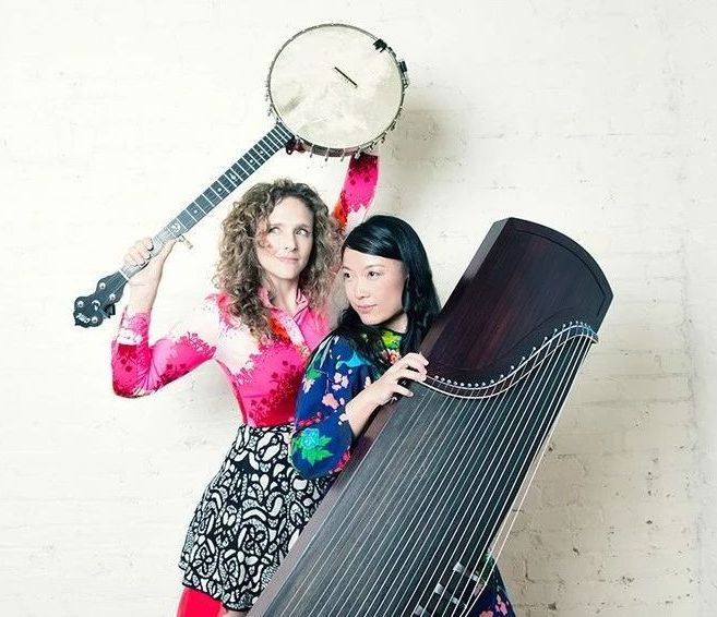 古筝弹唱作曲,华裔音乐家吴非的即兴人生