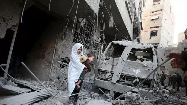7年内战使叙利亚成为人间炼狱,这是谁的责任?