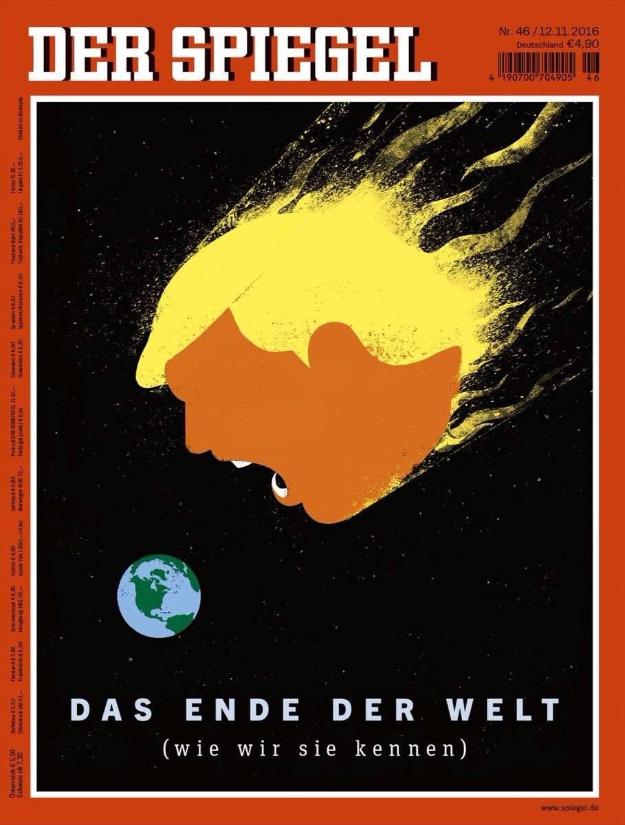 总统先生:这不是匹兹堡和巴黎的对决,它们同属一个星球