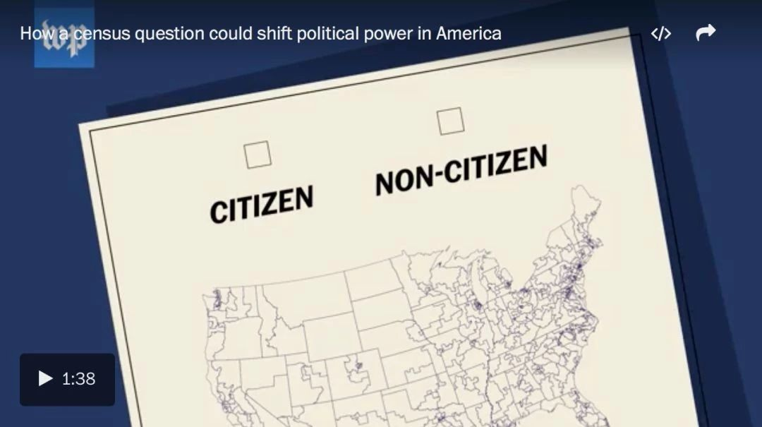 """细分不是个事!人口普查中""""是否公民""""问卷有名堂"""