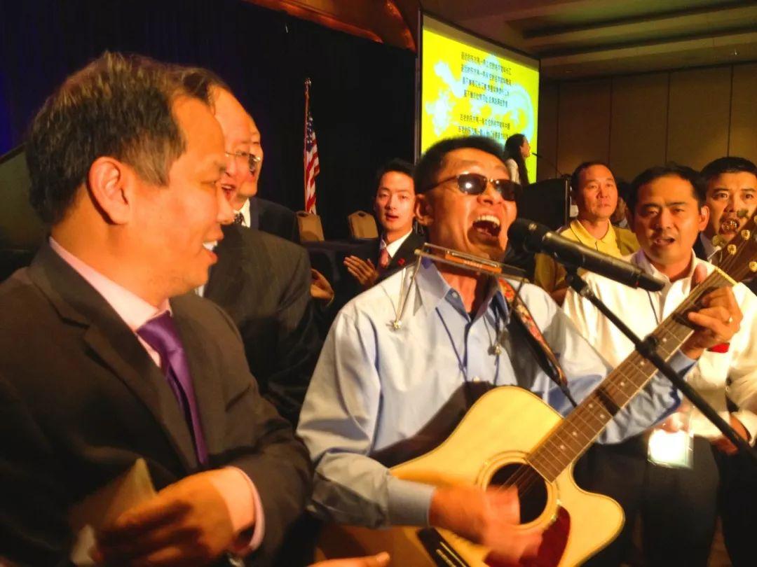 亲历美国华人大会,各方人士抒怀感言