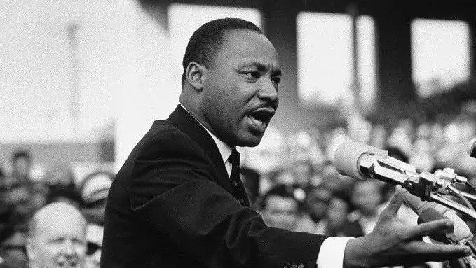一个普通美国人的良知 —— 纪念马丁·路德·金博士