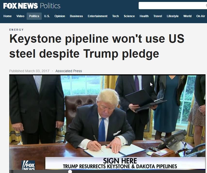 图姐 | 川普与俄罗斯剪不断理还乱 / 欧洲拟取消美国公民免签待遇 / 彭斯也曝邮件门 / Keystone将不用美国钢材