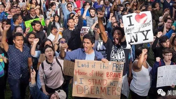 """""""老唐的大赦""""180万非法移民可获得公民,收紧合法移民"""
