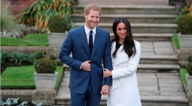 八哥 | 英国小王子订婚啦!未婚妻是美国非裔混血儿