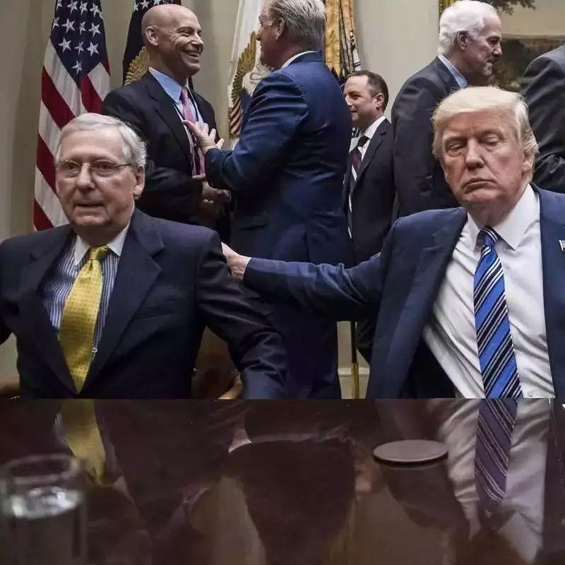 山雨欲来—白宫从宫内斗到宫外,川普炮轰共和党大佬 | 彦子追踪