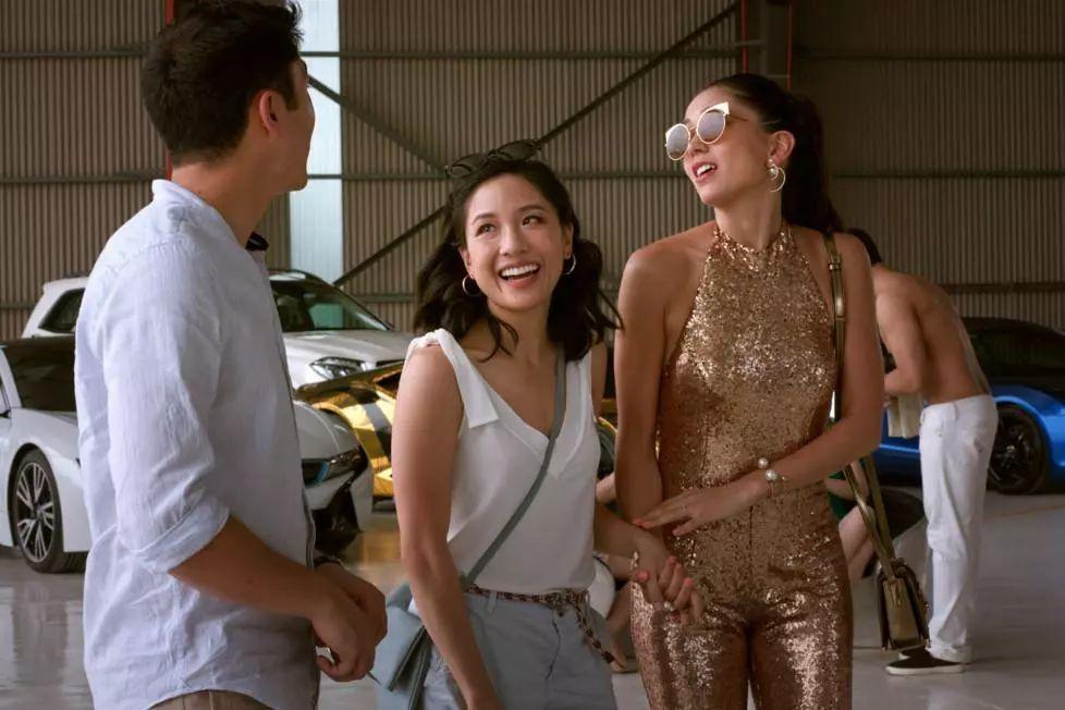 烂番茄100%新鲜度!美国亚裔电影《疯狂的亚洲富豪》上映