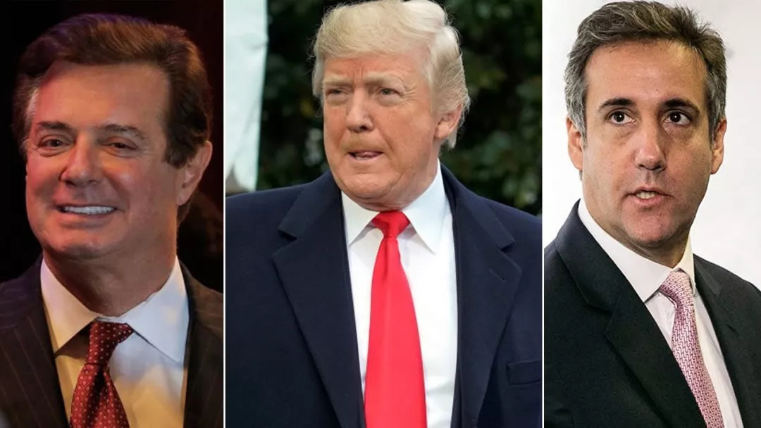 总统最糟糕的一天:律师投案认罪,竞选主席被裁定有罪 | 图姐