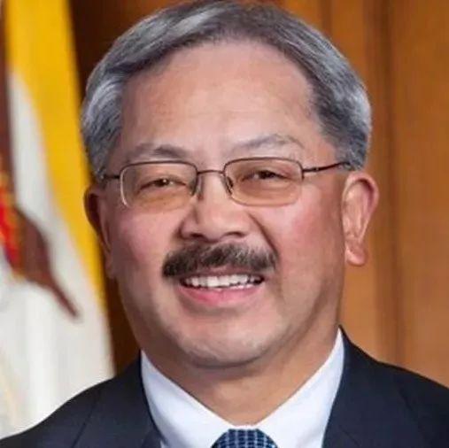 图姐 | 噩耗,三藩市华裔市长Ed Lee突发心脏病去世