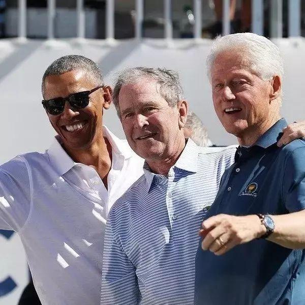 图姐 | 总统们自拍玩得嗨,路人纷纷求合影