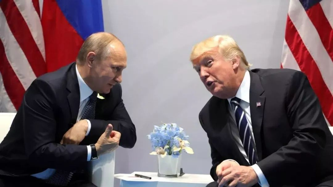 千呼万唤始出来,特朗普政府对俄罗斯实施新的制裁
