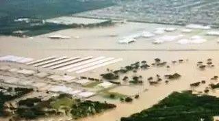 由休士顿飓风Harvey 看美国气候环境危机