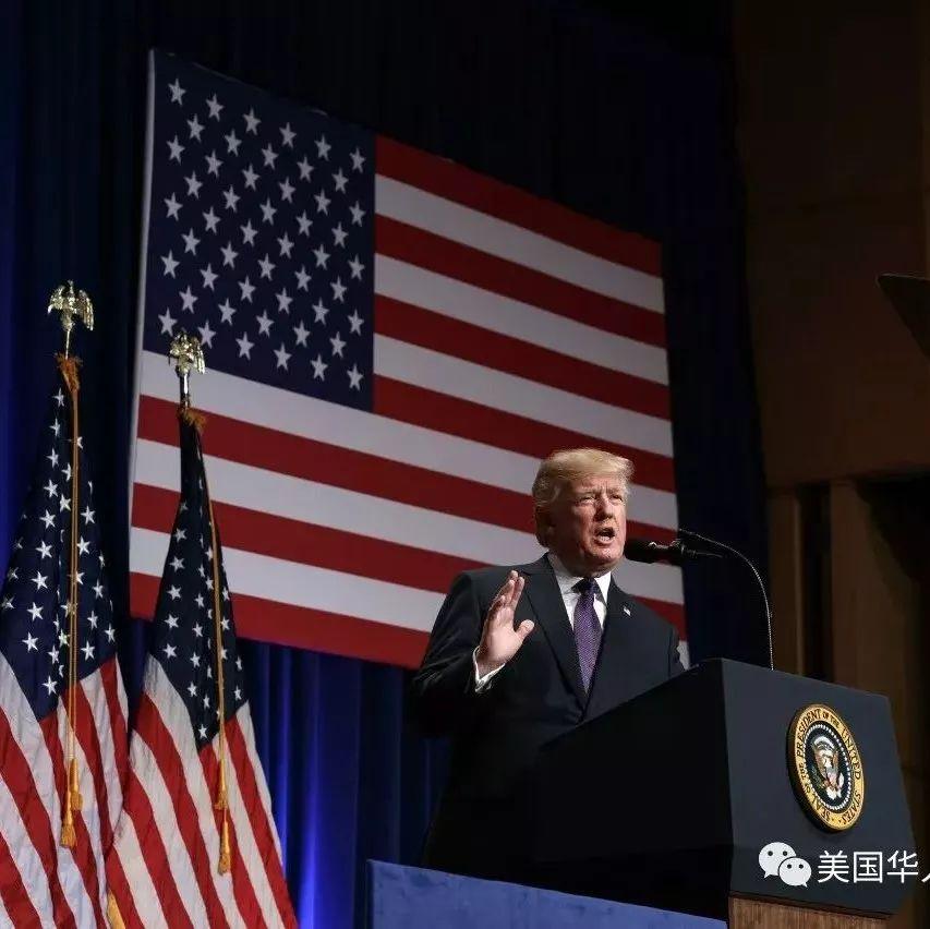 """特朗普的""""美国第一""""对华人是好消息还是坏消息?"""