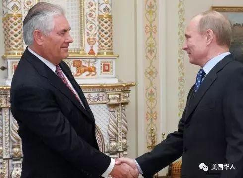 石油大亨Tillerson做为国务卿,意味着什么样的外交政策?