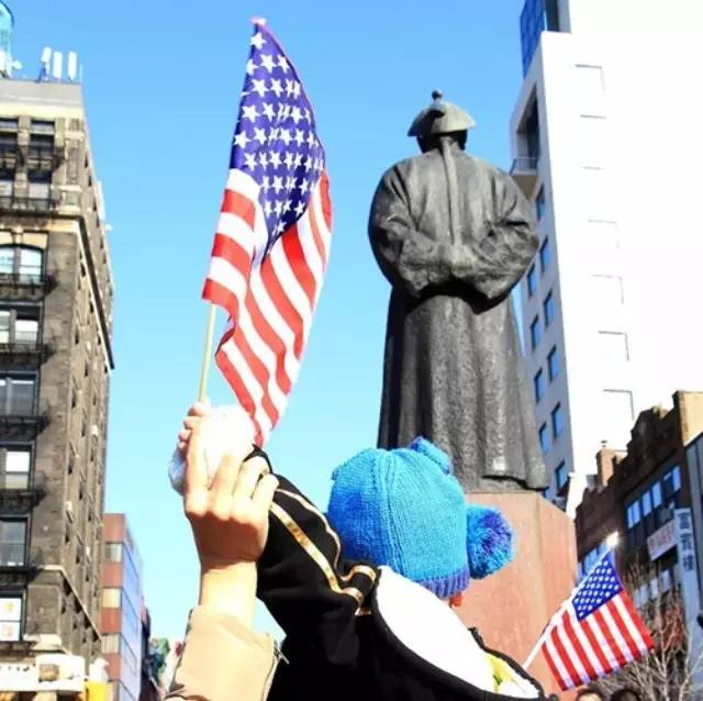 我对2/20全美30多城市华人声援梁警官示威游行的期待