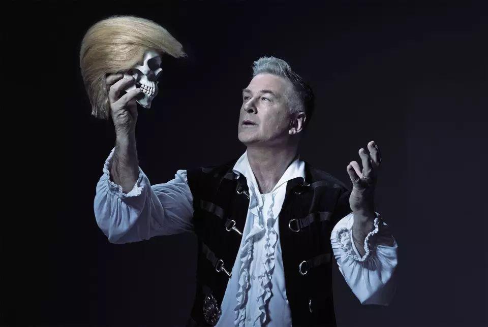 鲍德温怼特朗普 —— 政治乱局中的悲喜剧
