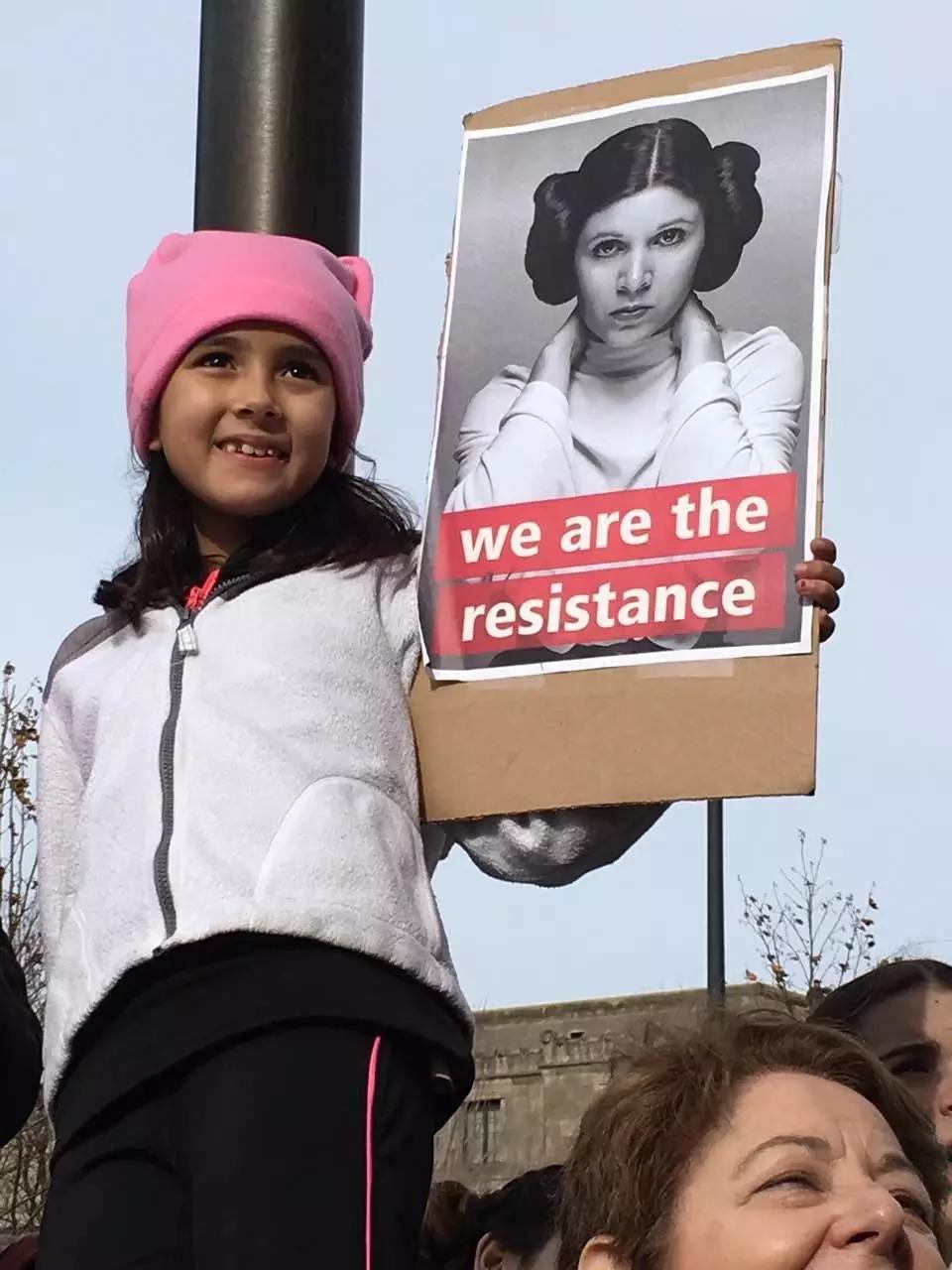 全球百万女性大游行,为何有两种完全相反的真相?