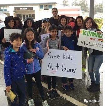 这次真的不同(二): 华人社区积极参与控枪运动