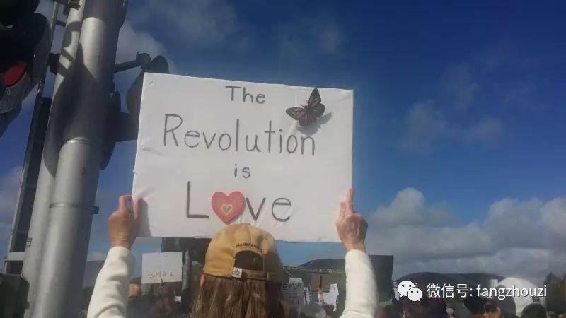 亲历2017妇女大游行:原因走着走着,就走成了结果
