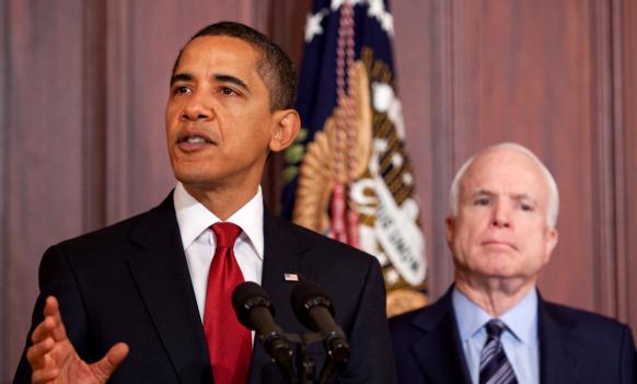 纪念麦卡恩2008年总统大选期间的另外一面!