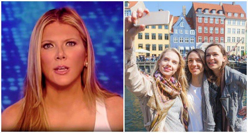美国福克斯新闻电视主持人说丹麦和委内瑞拉一样,丹麦人怒了
