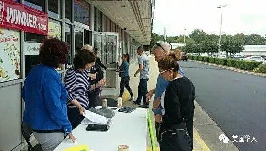 来自维州选举第一线——和凯伦女士一起扫街拜票的日子