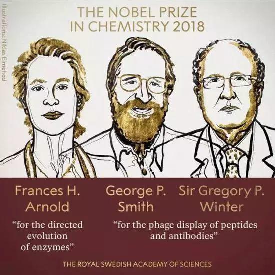 钓鱼的化学乐趣:2018年诺贝尔化学奖花落密苏里大学