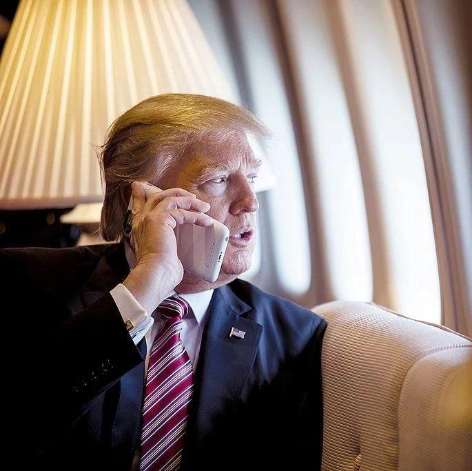 特朗普的iPhone手机被窃听了?