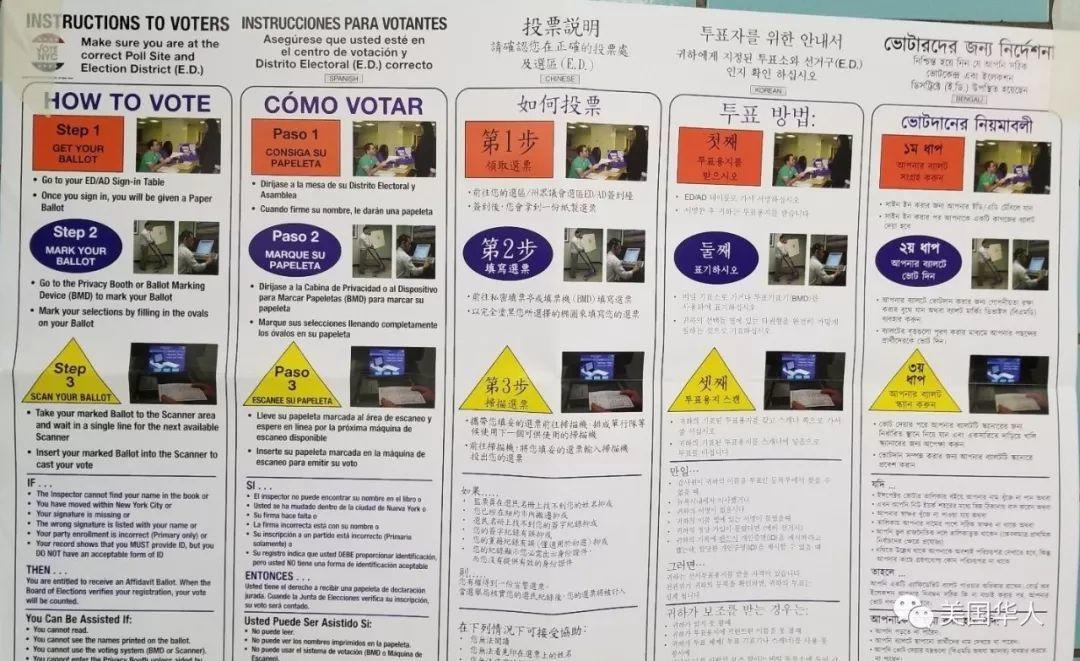 见证历史的一天,选举日投票站的幕后花絮《2018中期选举系列》连载八