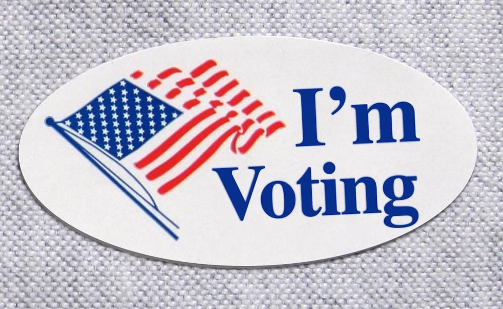 投完票 才觉得 心跳