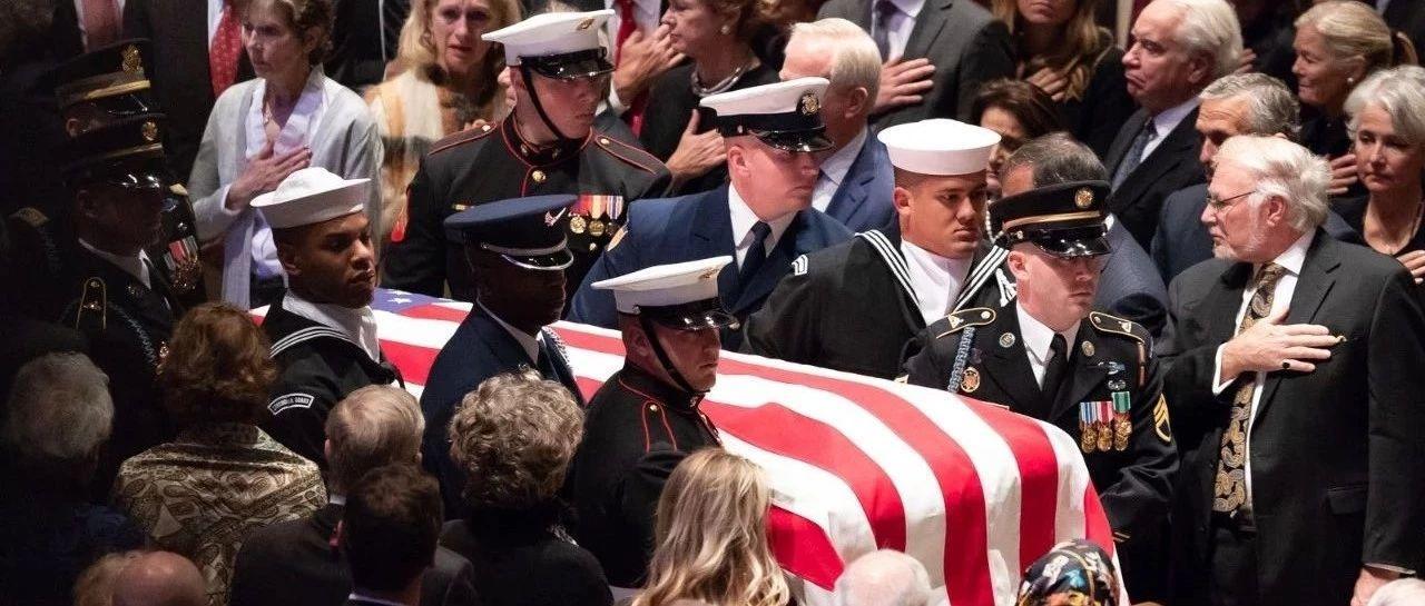 """""""悼词美德""""还是""""简历美德""""? 从老布什的葬礼致辞看品格与功绩之轻重"""