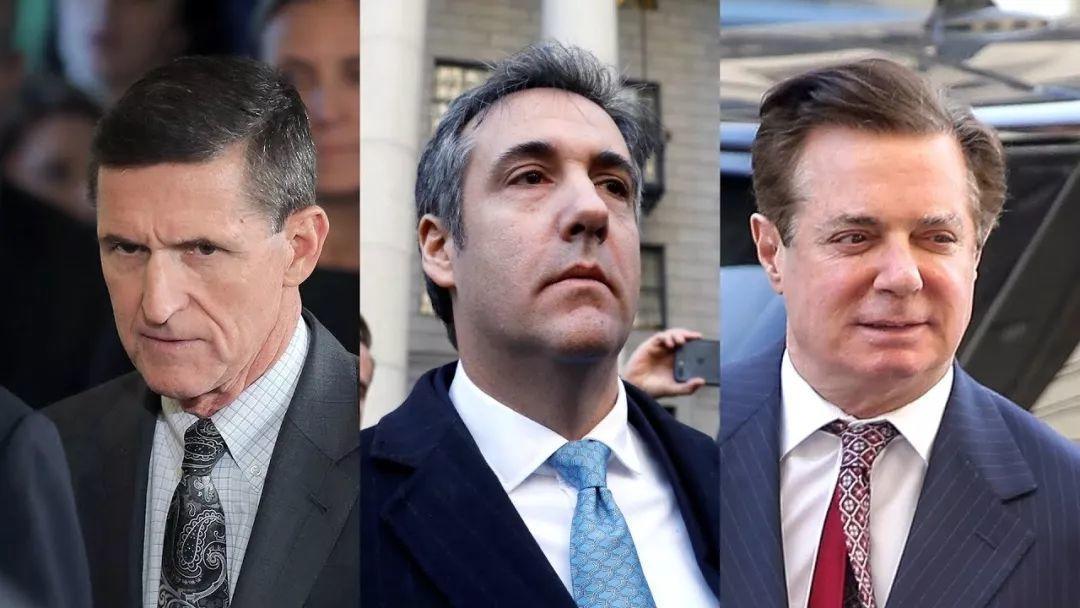 穆勒送圣诞大礼:总统涉两项重罪,前竞选主席和律师将被重判 | 彦子追踪