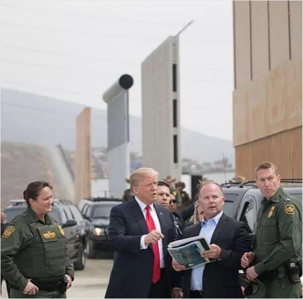 美国联邦政府重开,对建边境墙争吵的一些感想