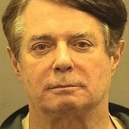 获刑共七年半,特朗普前竞选主席恐将在铁窗内度余生 | 图姐